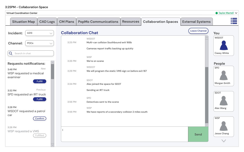 collaboration chat hi fi