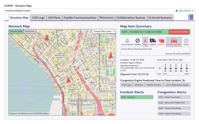 situation map hi fi