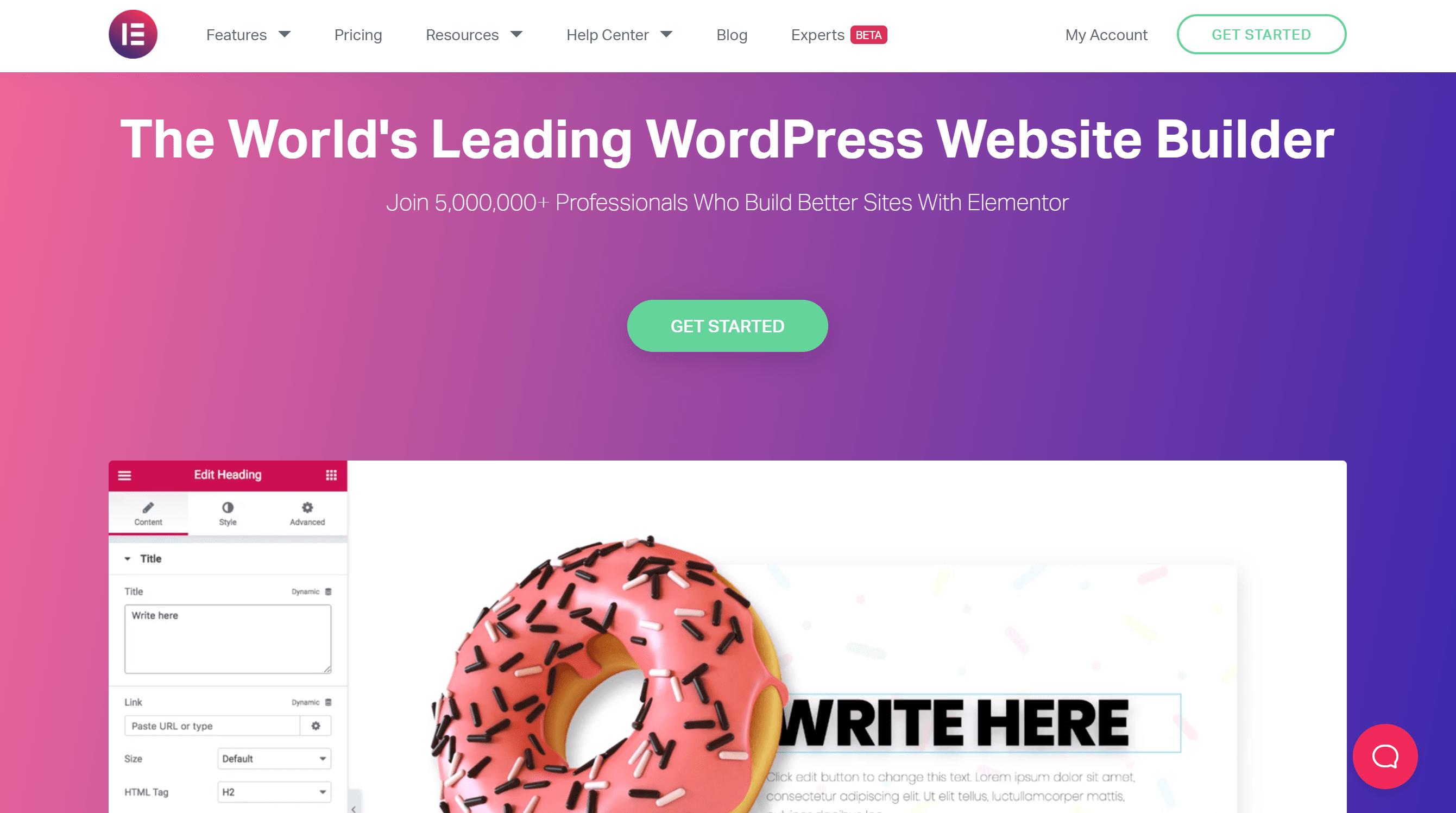 elementor programas para crear páginas web como crear una página web donde crear pagina web