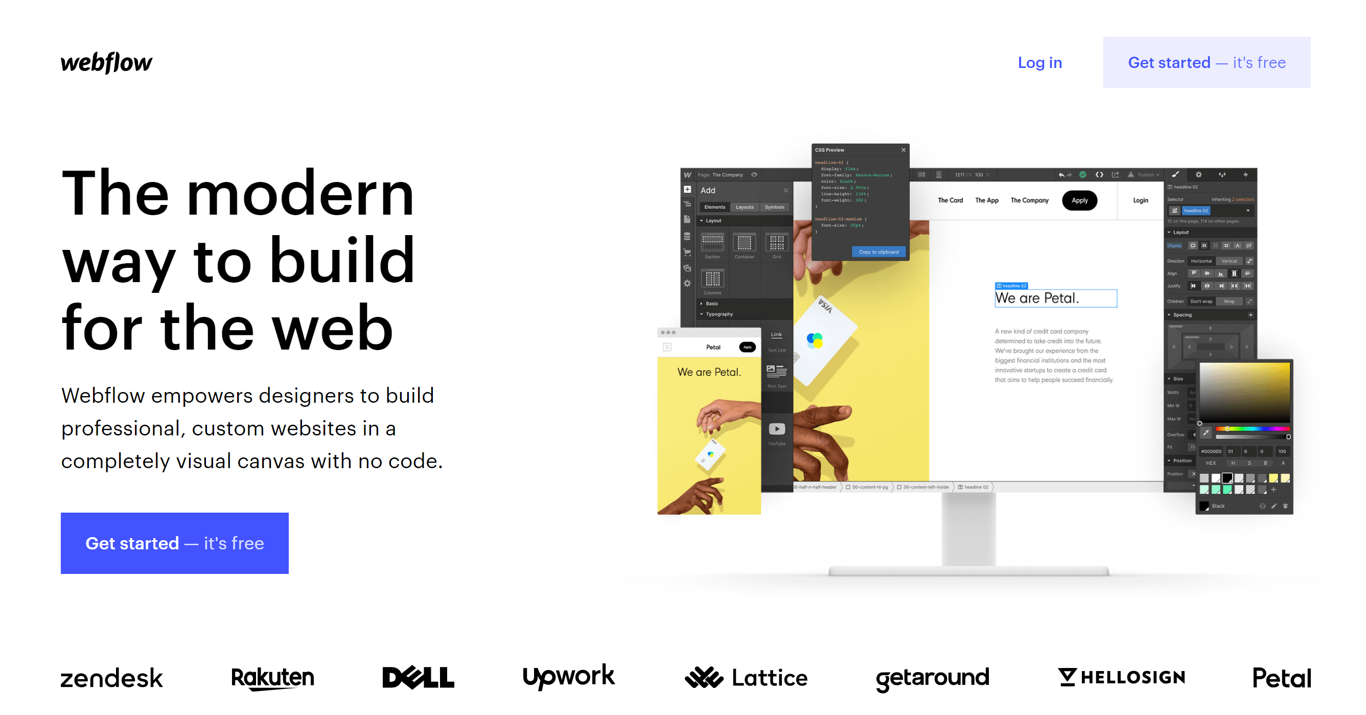 webflow programas para crear páginas web como crear una página web donde crear pagina web