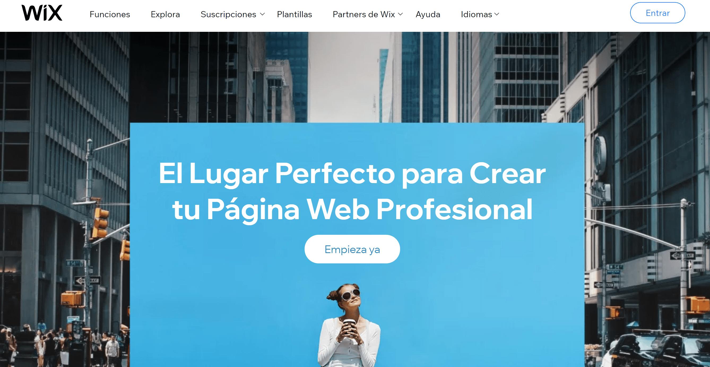wix programas para crear páginas web como crear una página web donde crear pagina web