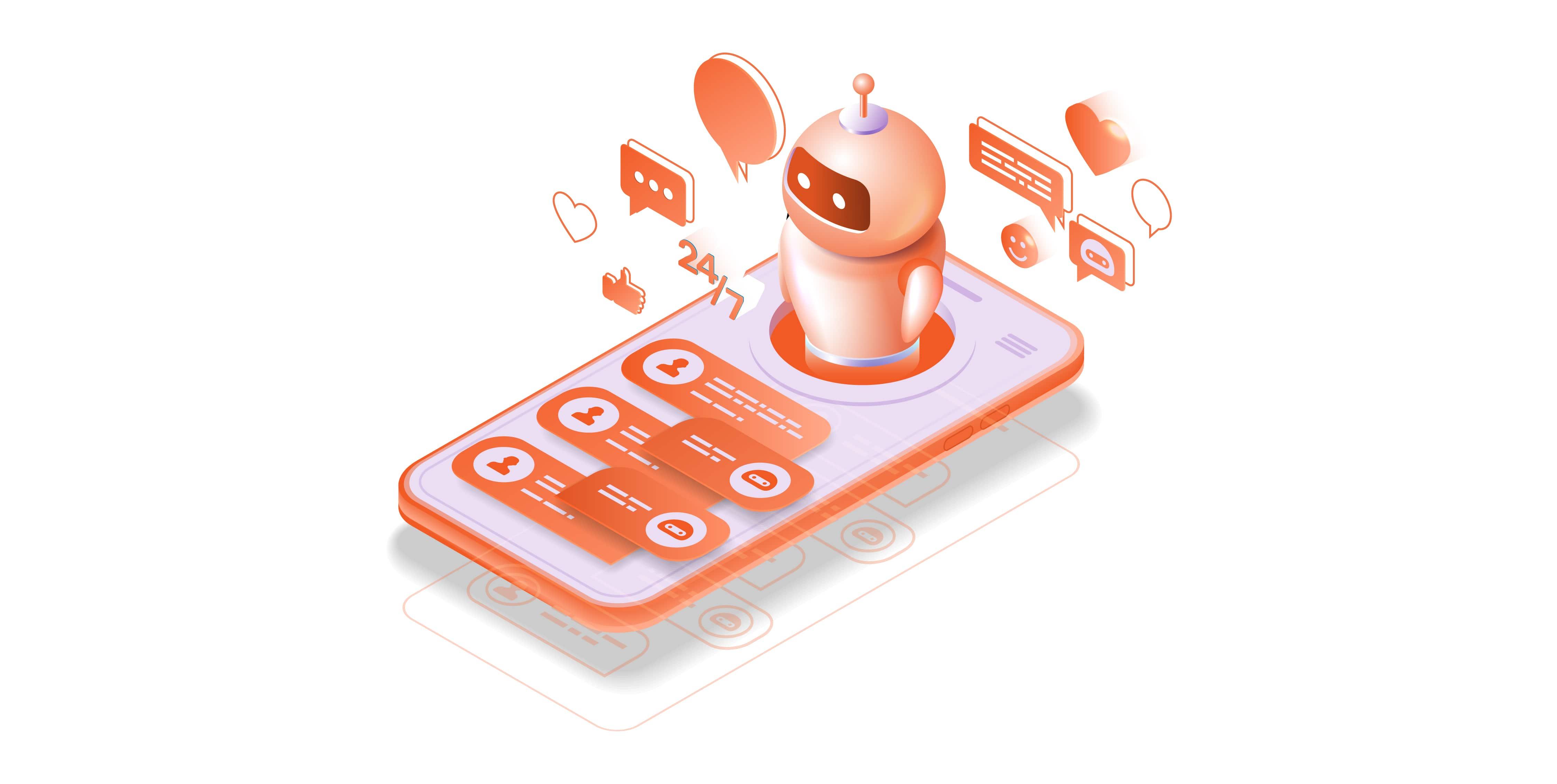 chatbot smartphone como funciona un chatbot chatbot que es y como funciona
