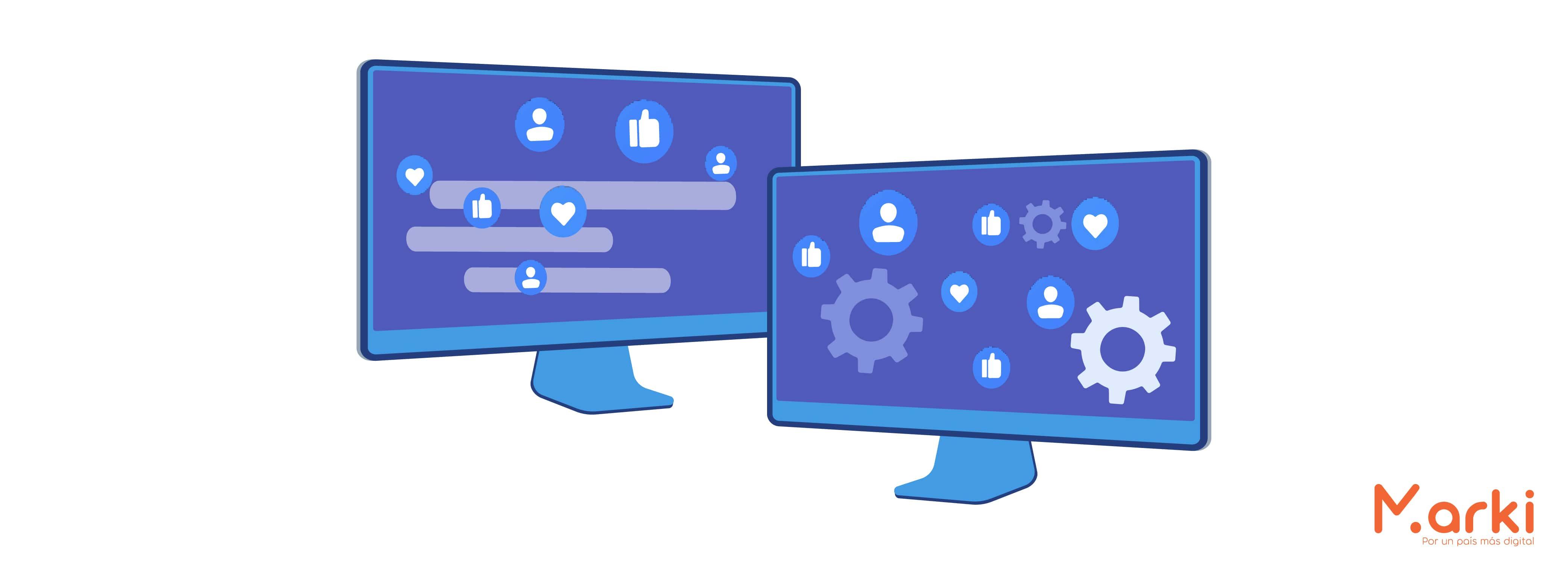 computadoras azules marki.pe marki que es una landing page y para que sirve landing page para que sirve diferencias entre landing page y sitio web que es una landing page diseño de marki