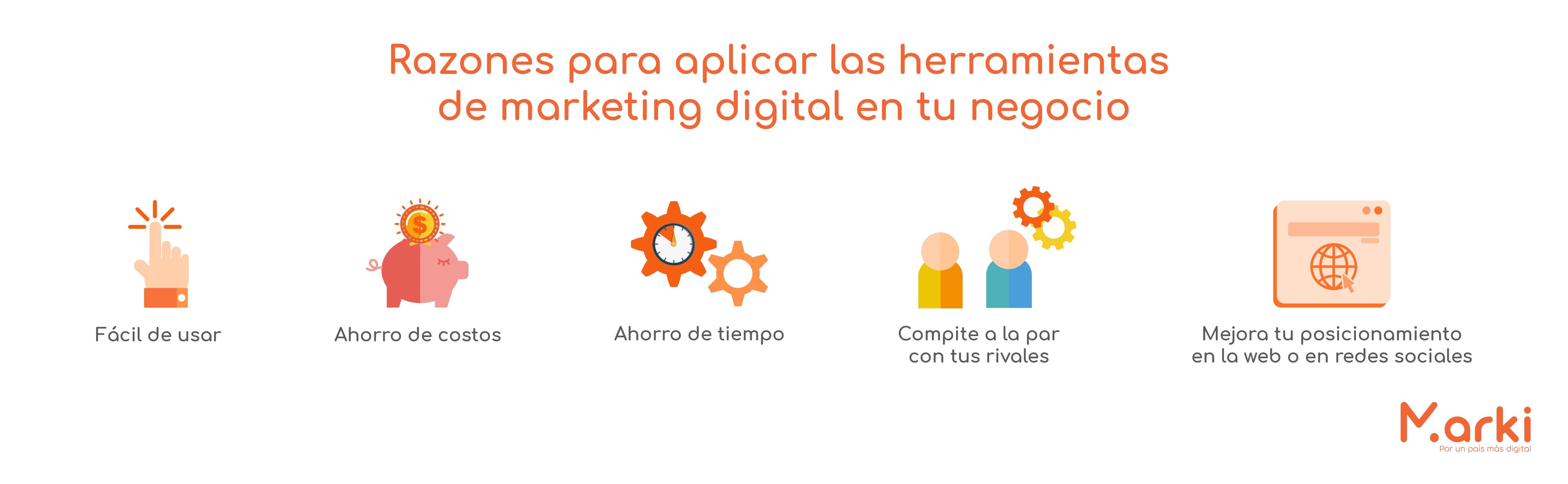 porque usar herramientas de marketing digital facebook como herramienta de marketing digital herramientas de marketing digital herramientas de facebook para marketing digital marketing digital para emprendedores voluntariado marki diseño marki marki blog ¿Qué son las herramientas digitales y para qué sirven?