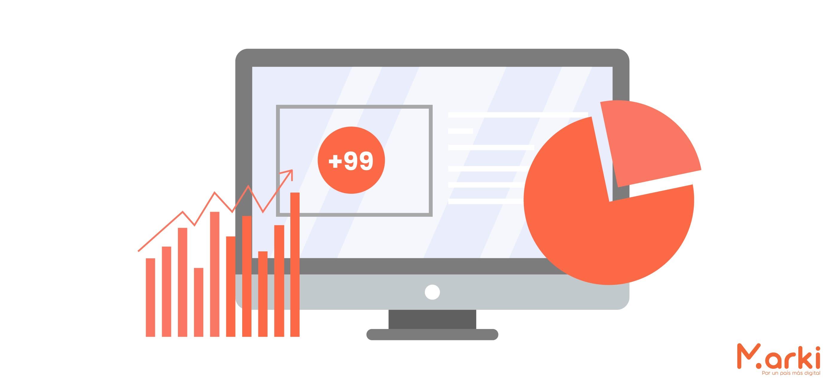 estadísticas png analítica de redes sociales metricas de redes sociales gestor de redes sociales gratis herramientas para redes sociales gratuitas habilidades digitales asesorías de marketing digital Desarrollo de habilidades digitales voluntarios universitarios voluntariado peru Voluntariado online capacitacion de marketing digital voluntariado marki