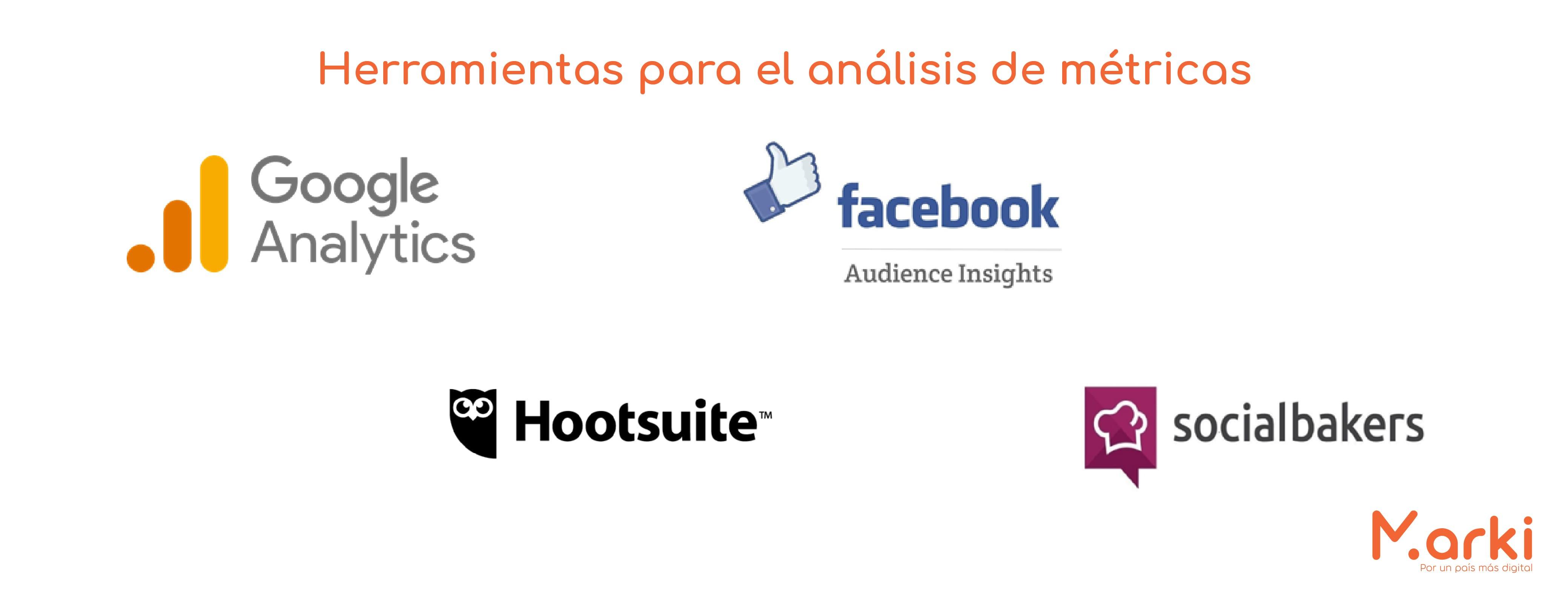 herramientas para análisis de métricas analítica de redes sociales metricas de redes sociales gestor de redes sociales gratis herramientas para redes sociales gratuitas habilidades digitales asesorías de marketing digital Desarrollo de habilidades digitales voluntarios universitarios voluntariado peru Voluntariado online capacitacion de marketing digital voluntariado marki