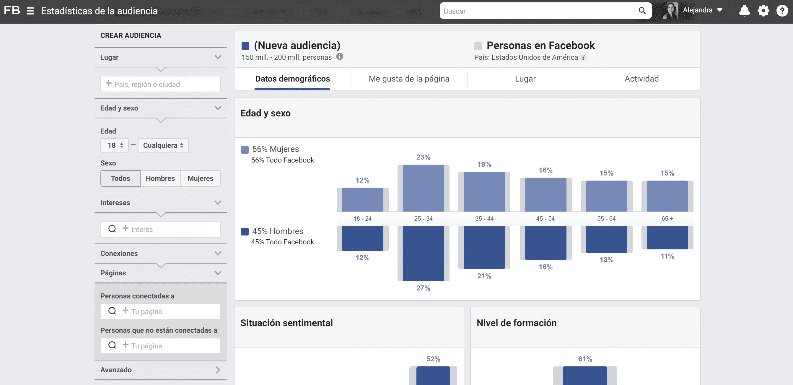 facebook insights landing analítica de redes sociales metricas de redes sociales gestor de redes sociales gratis herramientas para redes sociales gratuitas habilidades digitales asesorías de marketing digital Desarrollo de habilidades digitales voluntarios universitarios voluntariado peru Voluntariado online capacitacion de marketing digital voluntariado marki
