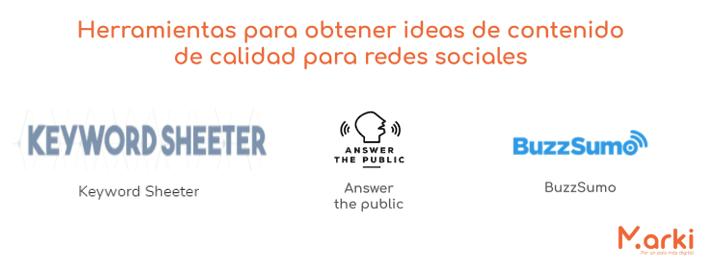herramientas para ideas de contenido que es la creación de contenido como crear contenido para redes sociales como crear contenido de calidad para redes sociales como crear un calendario para redes sociales como crear un contenido voluntariado peru Voluntariado online capacitacion de marketing digital voluntariado marki