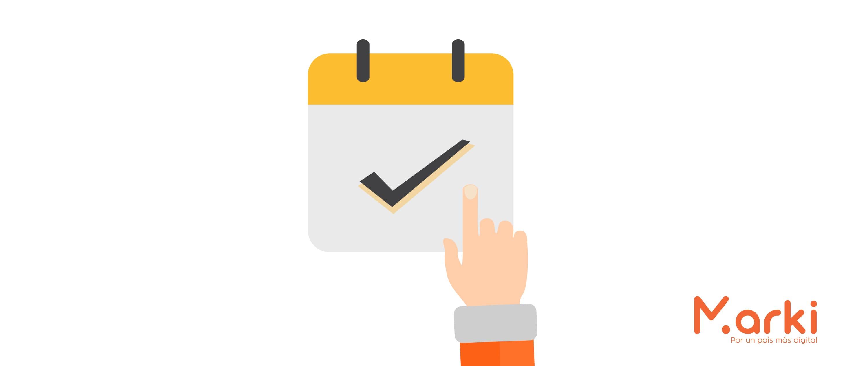 checklist que es la creación de contenido como crear contenido para redes sociales como crear contenido de calidad para redes sociales como crear un calendario para redes sociales como crear un contenido voluntariado peru Voluntariado online capacitacion de marketing digital voluntariado marki