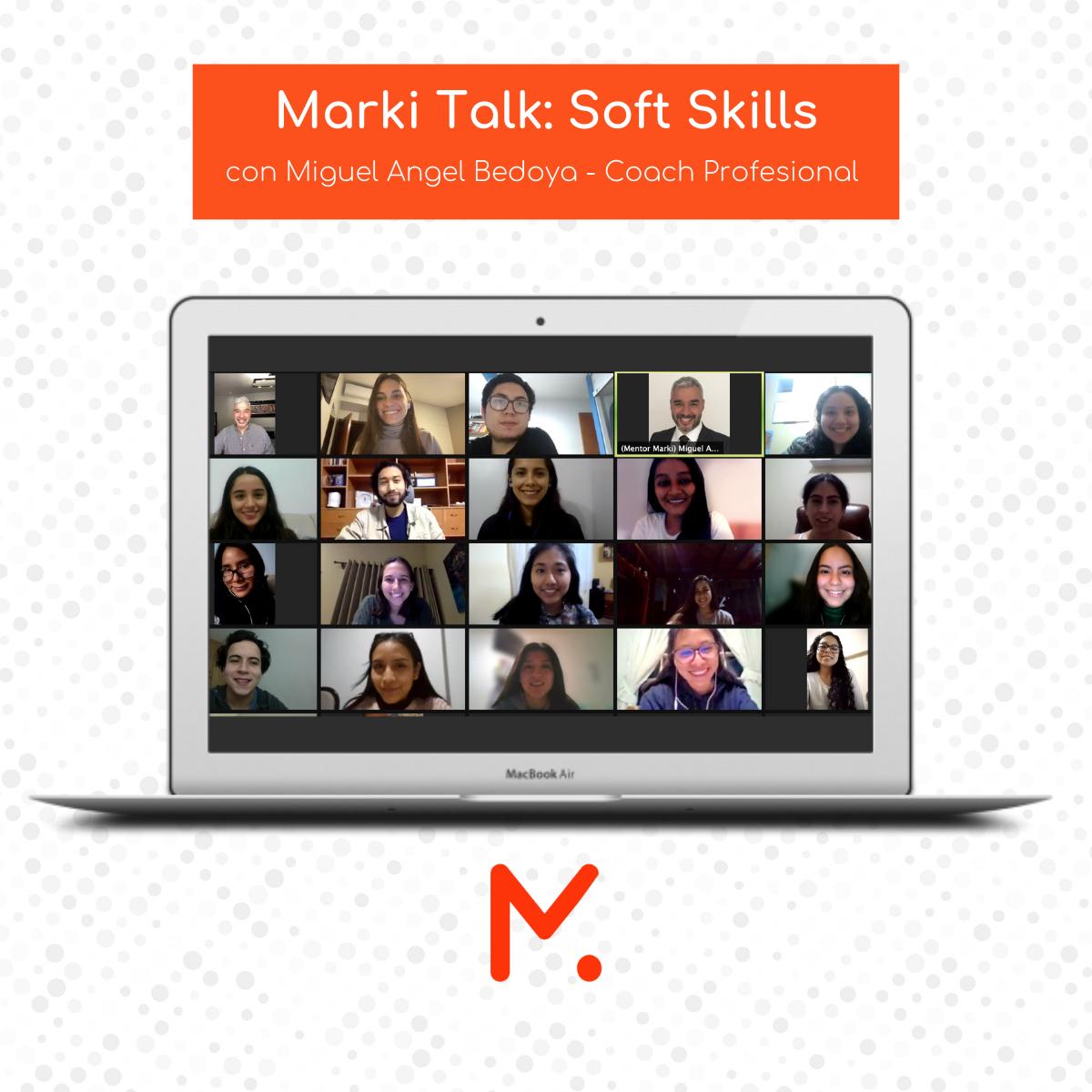 asesoría a microempresarios habilidades digitales voluntarios universitarios Voluntariado online capacitación de marketing digital voluntariado marki