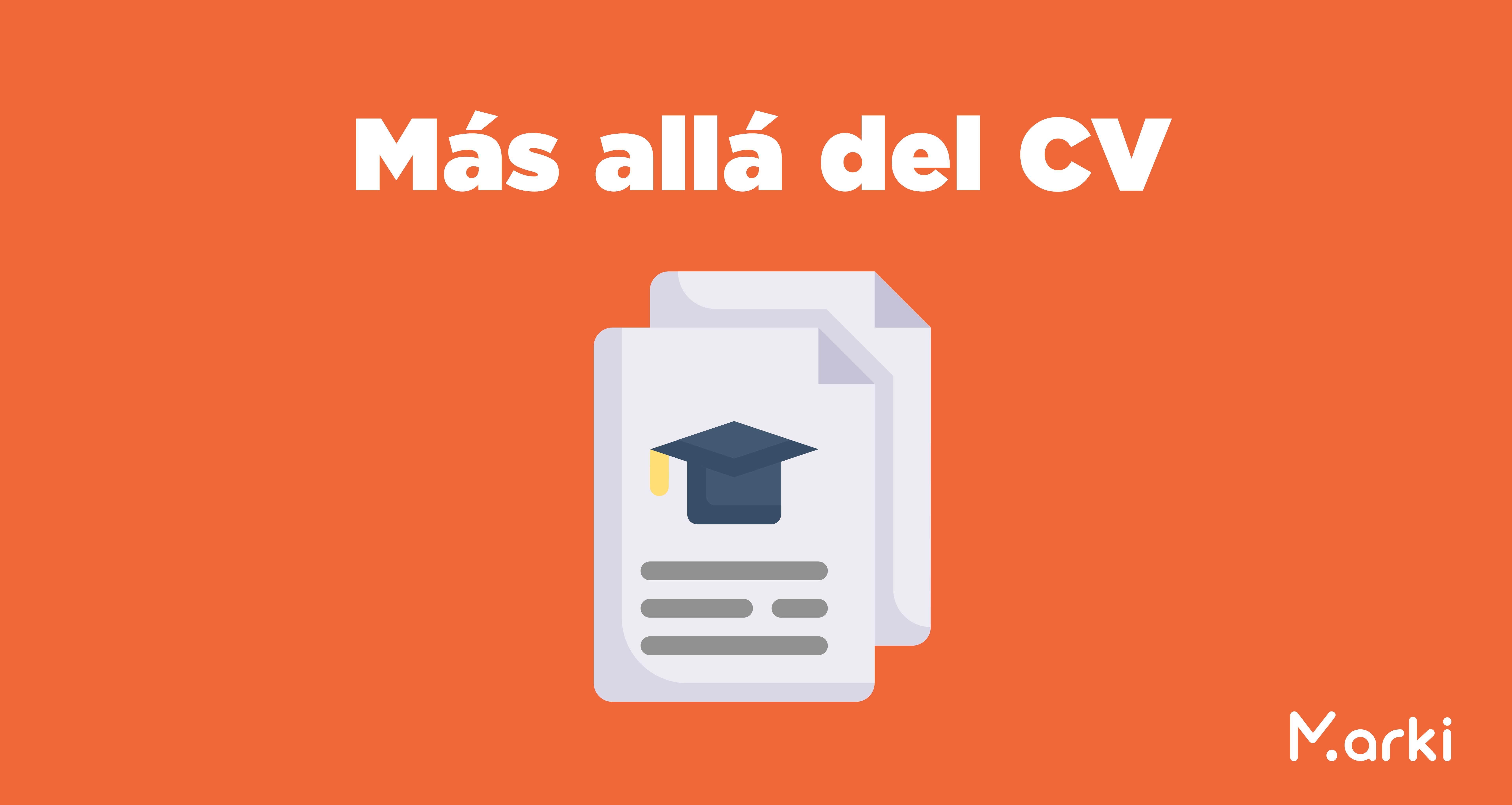 cv para tecnología
