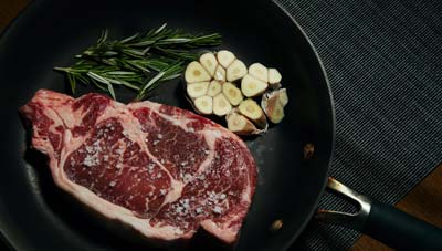 Would You Eat a 3D Printed Steak?