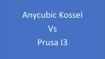 Anycubic Kossel Vs. Prusa I3: Main Differences Revealed