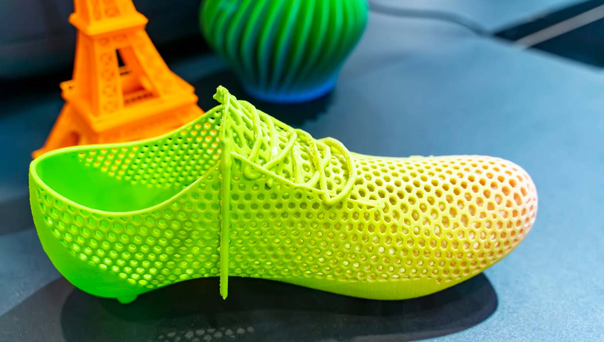 Can You Print 3D Shoes? | 3D Printing Spot