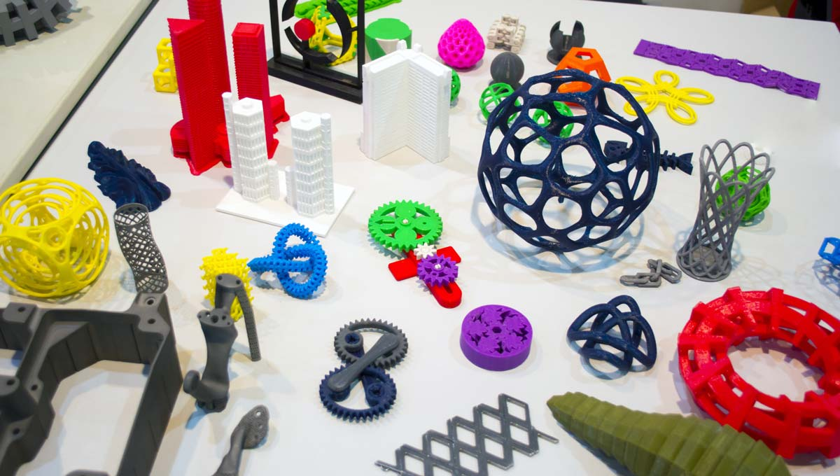 What are the Smallest 3D Printed Things? | 3D Printing Spot