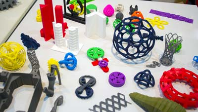 What are the Smallest 3D Printed Things?