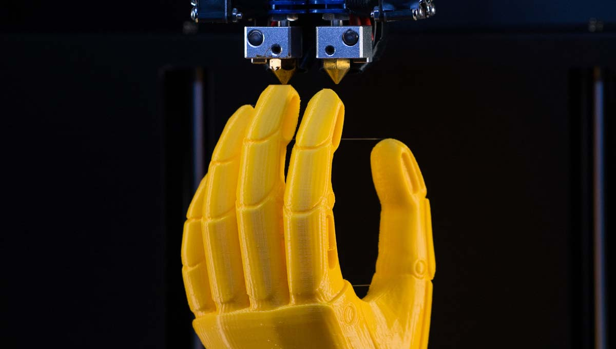 3D Printed Prosthetics - Most Common Choices | 3D Printing Spot