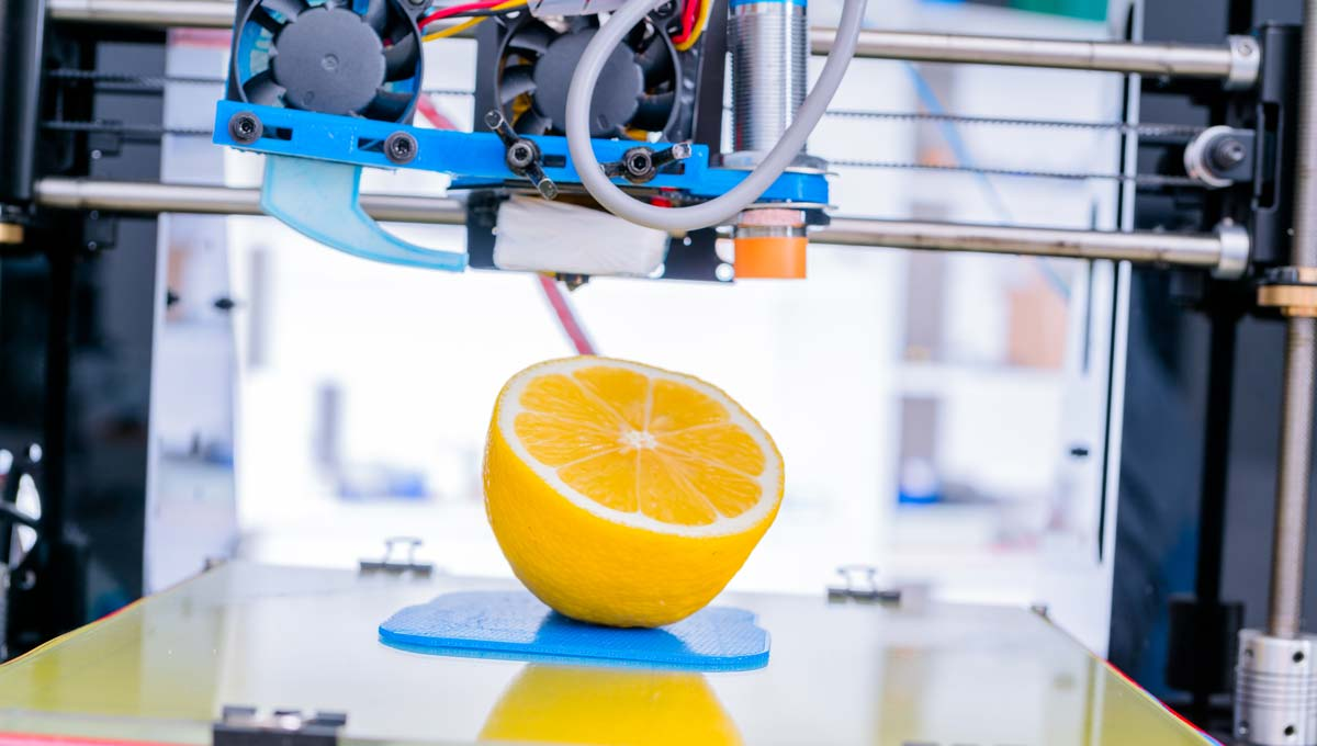 3D Printed Food: What You Need to Know | 3D Printing Spot