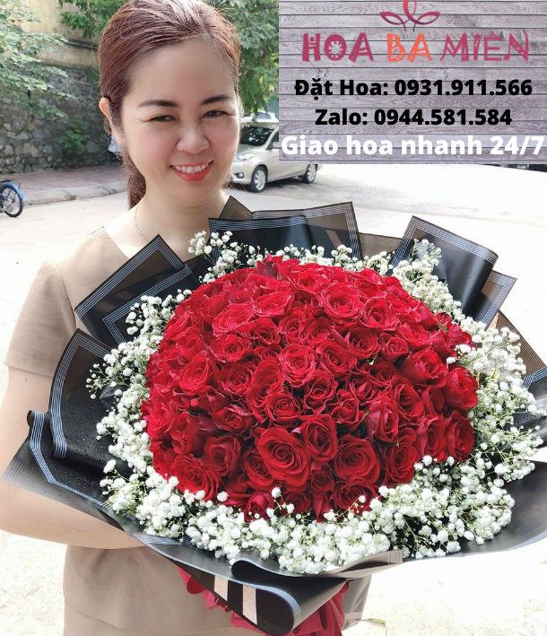 Hoa Sinh Nhật 9018