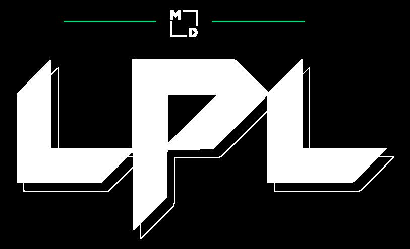 MD x LPL Logos