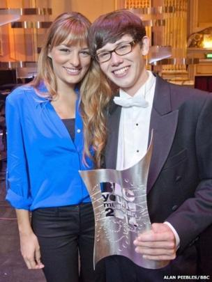 Nicola Benedetti and Martin James Bartlett