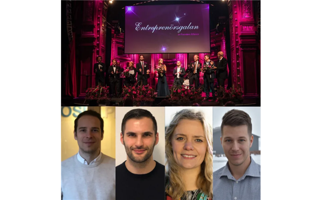Founders Alliance finalister