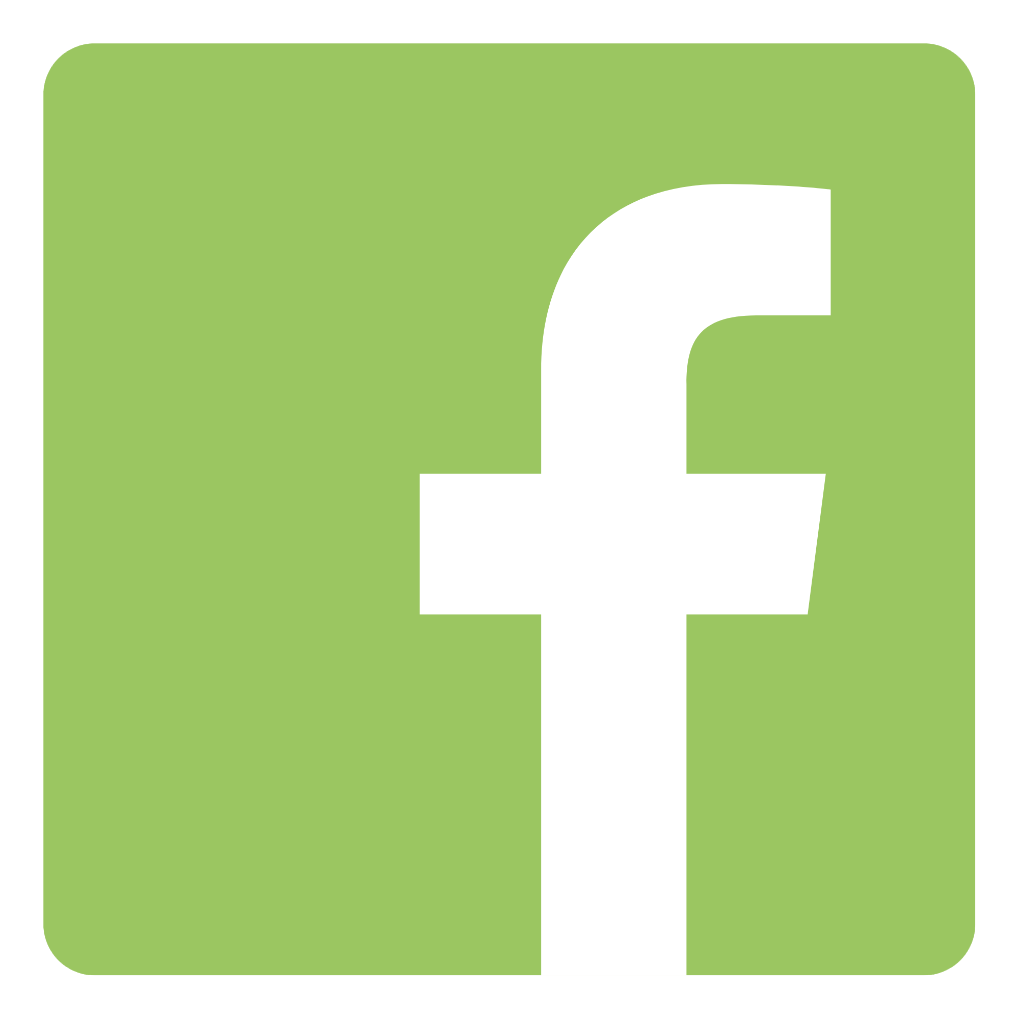 Icon facebook green