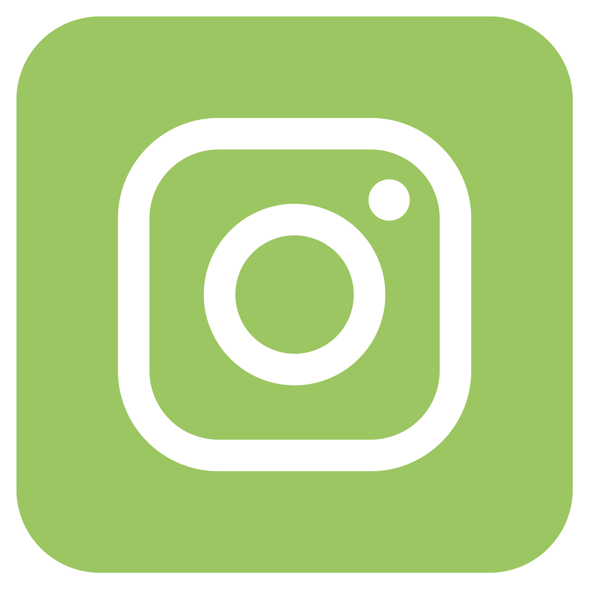 Icon Instagram green