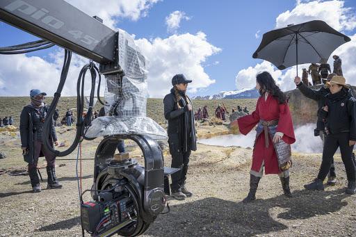 Go Behind the Scenes of Disney's Mulan in New Photos – BeautifulBallad