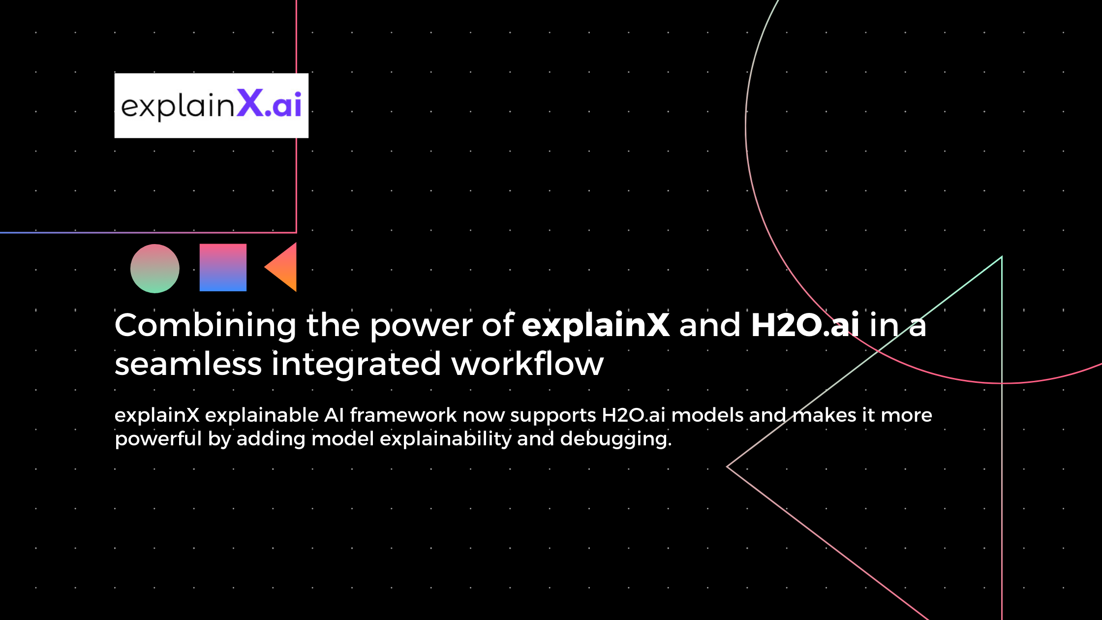 explainx and h2o seamless integration