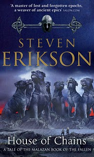 Download House of Chains: Book Four of The Malazan Book of the Fallenv
