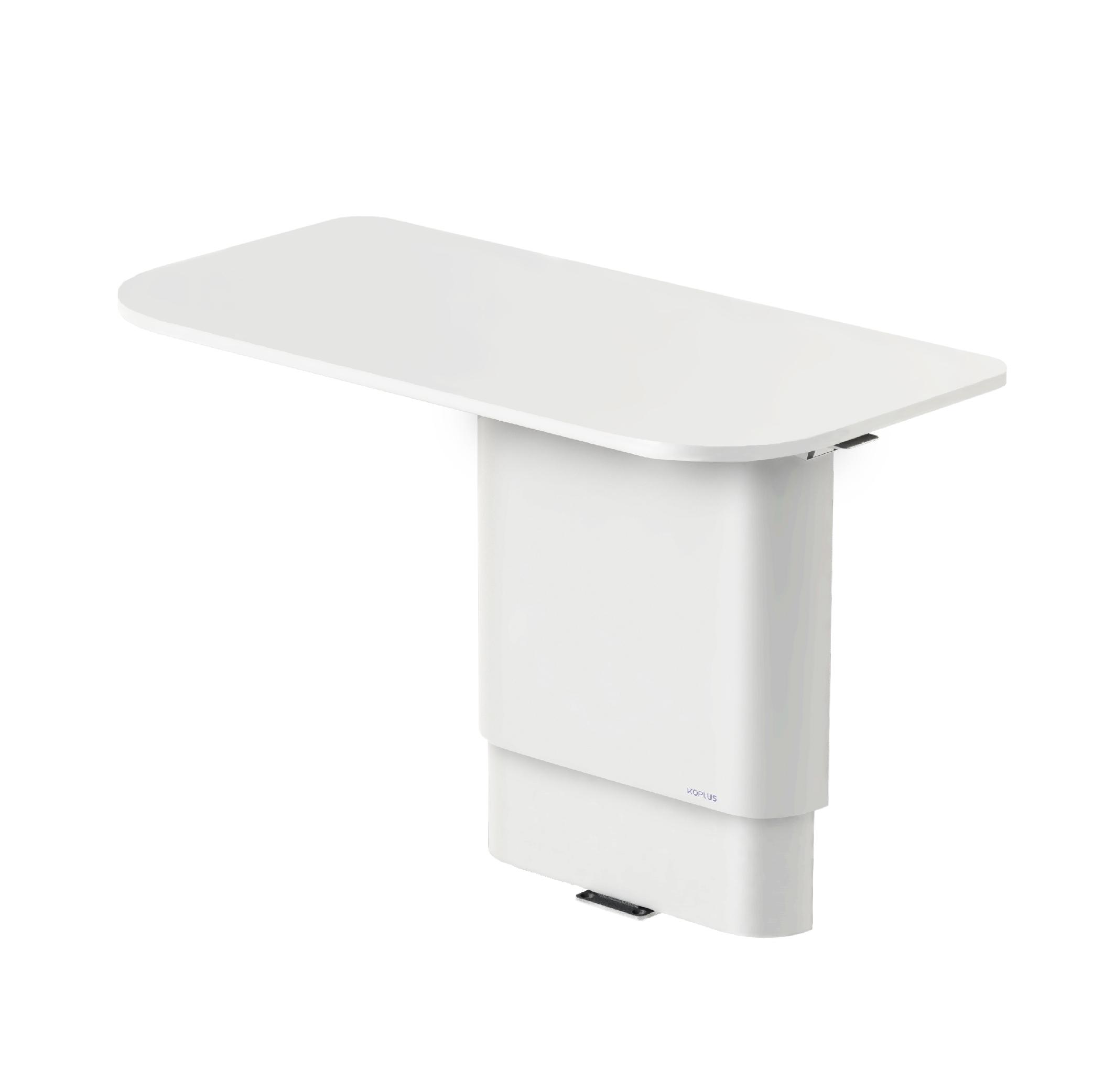 Focus Desk White