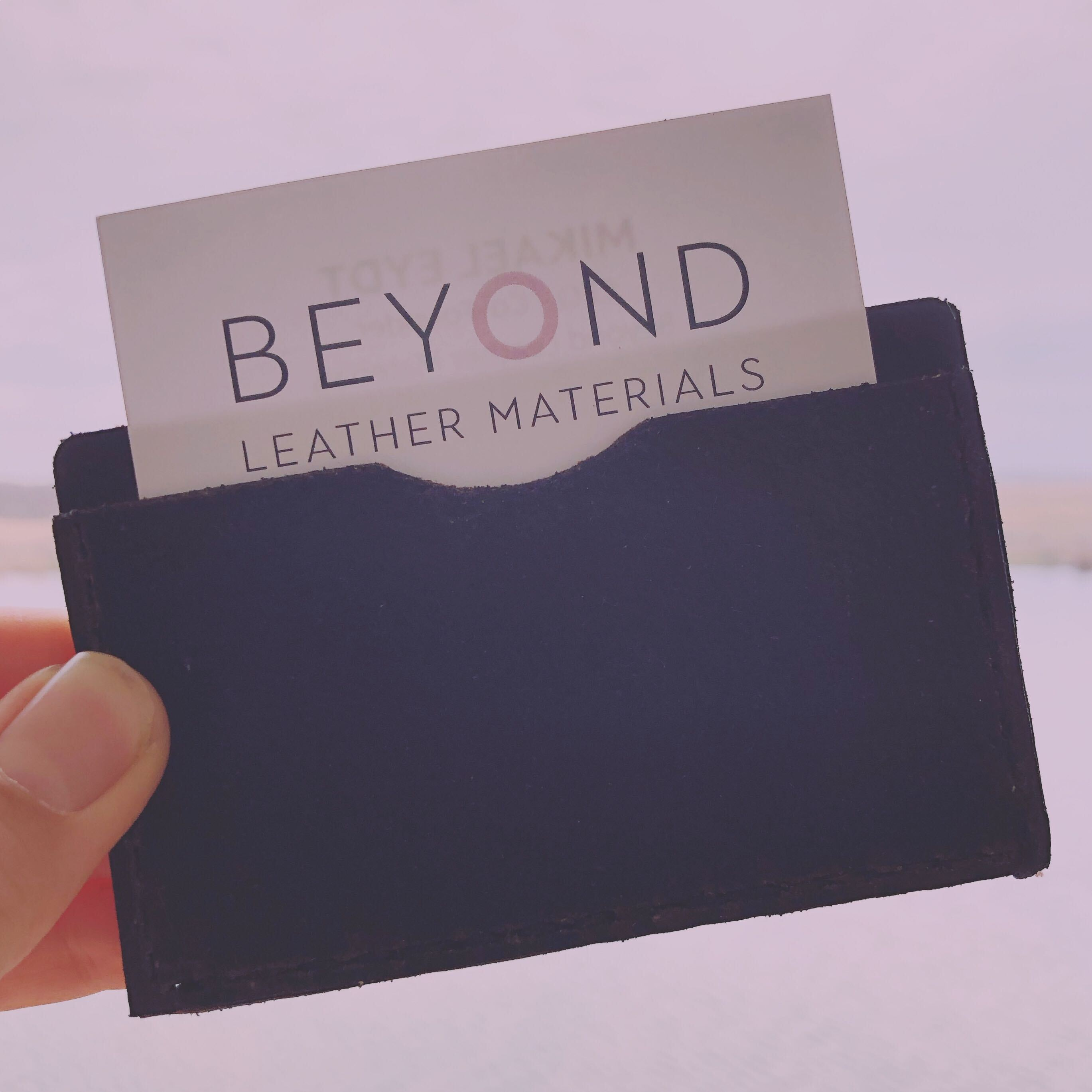 Wallet with BYLM