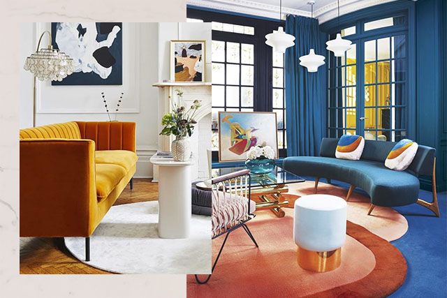 Interior Design Trend 1: 2021 Cheer