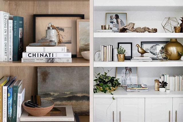 Interior Design Trend: Shelfies