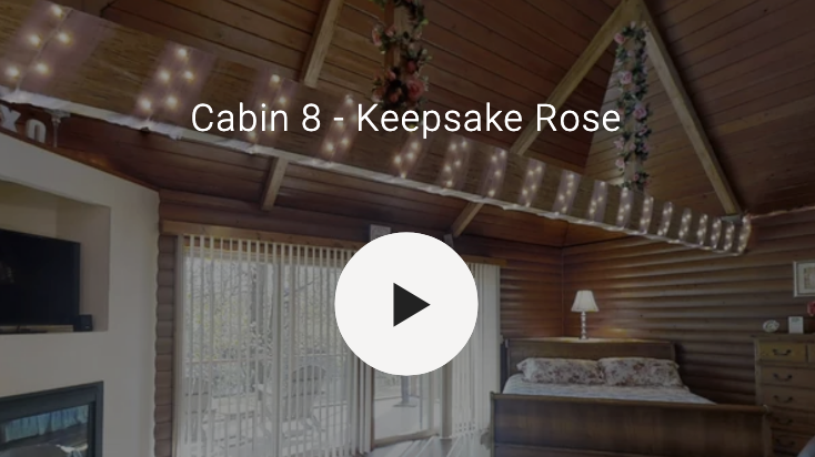 3D video of cabin interior