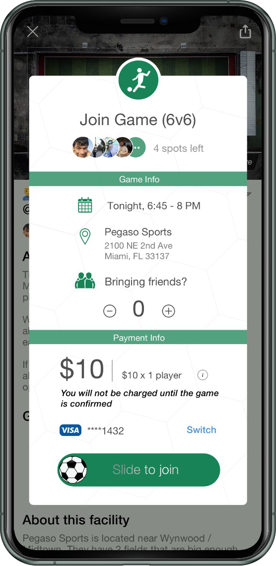 Pick Up Soccer App Miami Houston Orlando