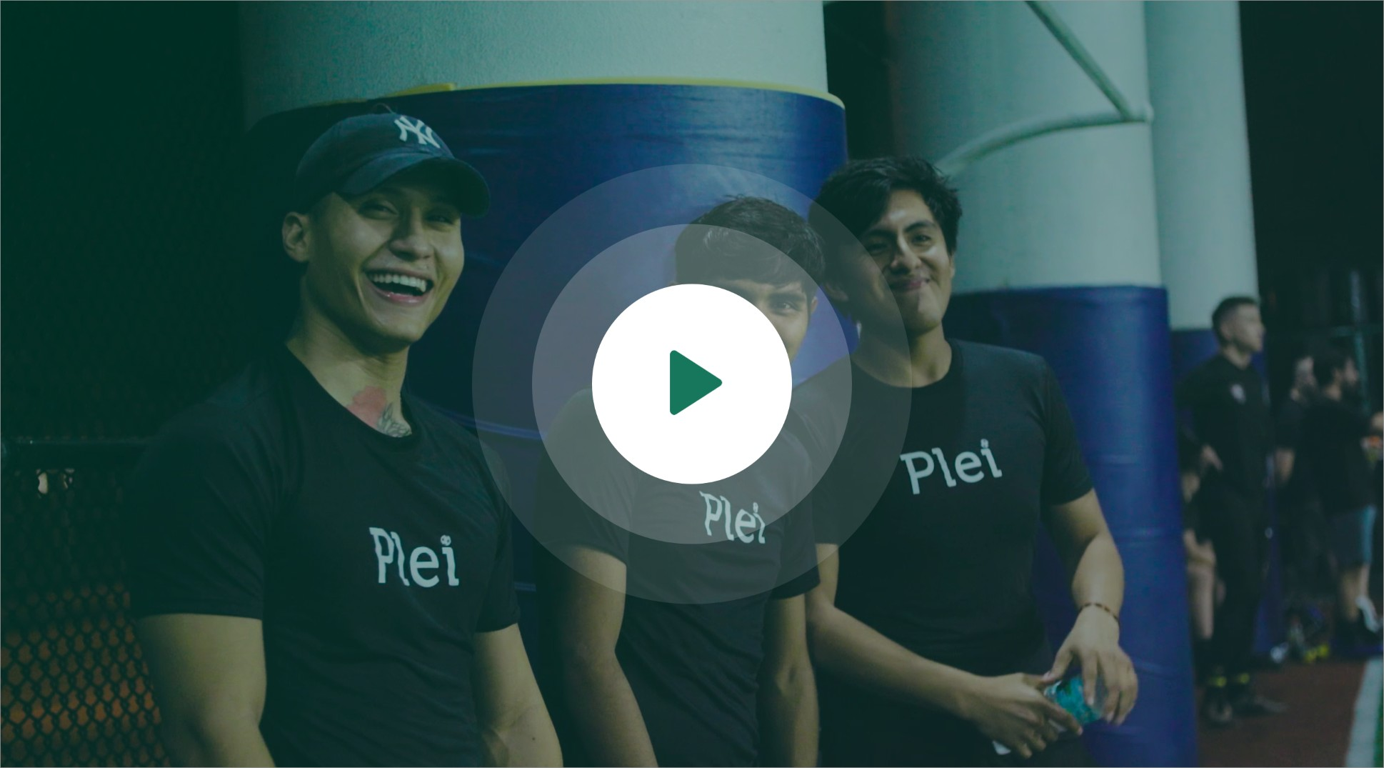 Plei - A Soccer Facility Management System