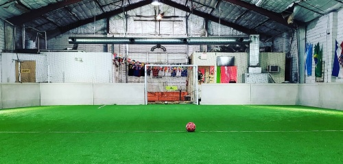 Main Street Indoor Soccer Fields in Houston, TX Downtown