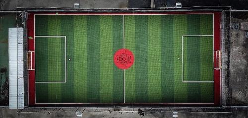 Pegaso Soccer Fields in Miami, FL area of Wynwood