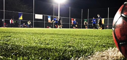Soccer 5 USA Hialeah Fields in Miami, FL area of Hialeah