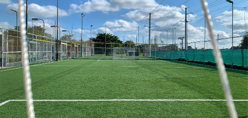 Killian Palms Soccer Fields in Miami, FL area of Kendall