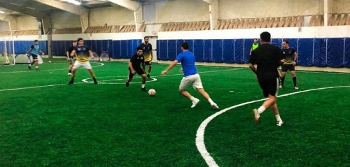 Dynamic Indoor Soccer Fields in Houston, TX area of Katy