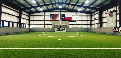 King Soccer Fields in Houston,TX area of Cypress Katy