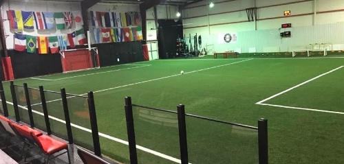 Memorial Indoor Soccer Fields in Houston, TX