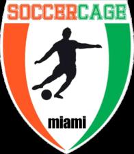 Soccer Cage Miami Logo