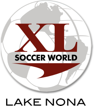 XL Soccer World Lake Nona Logo
