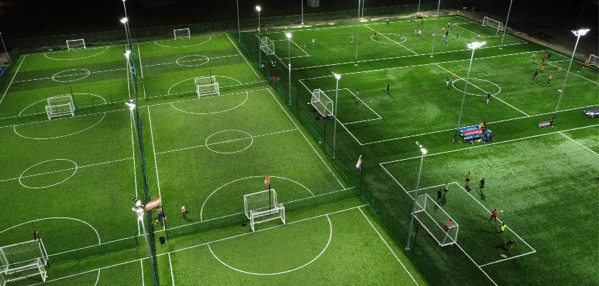 Katy International Sports Complex Soccer Houston
