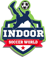 Indoor Soccer World Dallas Texas Logo