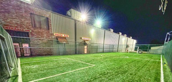 Indoor Soccer World Dallas Texas